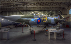 Duxford - Buccaneer 2 (Darwinsgift) Tags: duxford imperial war museum aviation aircraft buccaneer hdr photomatix nikkor 20mm f18 g nikon d810