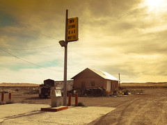 the tried and the true (Jo-H) Tags: rome oregon americanwest americana vintage gas food motel store summer heat dust