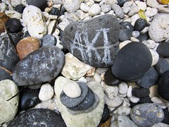 VANDALISM OF STONE (PINOY PHOTOGRAPHER) Tags: matnog sorsogon bicol bicolandia stone vandalism luzon philippines asia world