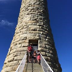 Eddystone Point Lighthouse.