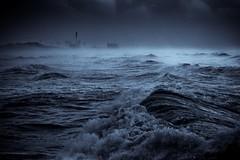 The sea storm today - Tel-Aviv beach (Lior. L) Tags: theseastormtodaytelavivbeach sea storm today telaviv beach monochrome blackandwhite blackwhite nature powerfulnature telavivbeach travel winter winterinisrael seascapes seastorm