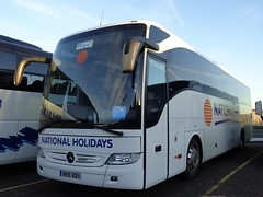 NH15BDH National Holidays 761 in Blackpool (j.a.sanderson) Tags: blackpool coaches coach 2015 shearings mercedesbenztourismo nationalholidays nh15bdh