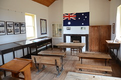 DSC_6191 interior of Old Wisanger School, North Coast Road, Wisanger, Kangaroo Island, South Australia
