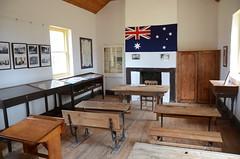 DSC_6191 interior of Old Wisanger School, North Coast Road, Wisanger, Kangaroo Island, South Australia