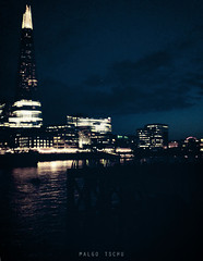 tschuk (art.malgo) Tags: london night londonnight blue dark lights tschuk malgotschu unitedkindom