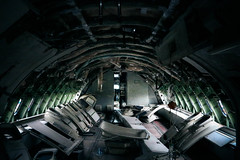 Cabin (thisquietkid) Tags: abandoned plane canon dark airplane thailand asia moody crash decay bangkok adventure explore urbanexploration 5d boeing exploration boeing747 747 bkk mechanics urbanadventure urbex mkiii canonmarkiii