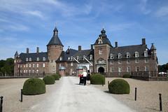 Schloss Anholt (Dimormar!) Tags: germany deutschland vakantie achterhoek duitsland kasteel barok isselburg schlossanholt samenmetanne