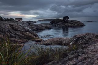 Rainy afternoon - Stølsvika, Hisøy - Arendal