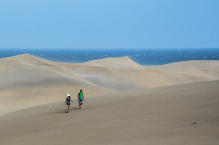 05. Crossing the dunes