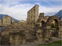 Théâtre romain d