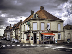 Cafe La Chope, Hondschoote
