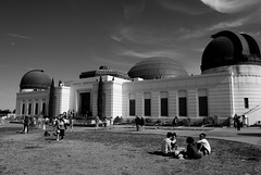 Griffith Observatory (edwardconde) Tags: losangeles streetphotography griffithobservatory ipad xe2 editedontheipad fujifilm18mmf2 edwardconde73 photographersontumblr fujifilmxe2