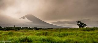 L'ombra del Fuji ... omnipresent !