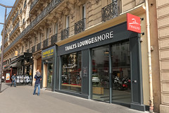 Rue de Dunkerque - Paris (France) (Meteorry) Tags: street paris france train store europe ledefrance lounge july storefront concept welcome bienvenue rue information idf highspeed meetingroom sncf thalys 2015 nmbs meteorry ruededunkerque sncb thecard nsinternational loungemore