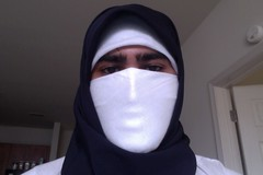 Me in Niqab (scarfmaskman1) Tags: girl face scarf dessert eyes sand women photobooth veiled veil desert faces mask offroad flag headscarf hijab arabic cover arab covered gag atv bellydance shawl foulard facescarf scarves scarfmask arabian tied masked bandana niqab faceveil harem turkish turk kuwaiti burqa bedouin facemask keffiyeh veils coveredface pece burka chador kuffiyeh scarfbound scarfed dupatta scarfgag scarfgagged scarved scarftied bandanamask yashmak arabiceyes bikermask scarfmasked bellydace turkishscarf tagelmust pee kuffiyah turkisheyes scarfveil touristscarves