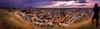 Dusk Panorama. Goreme, Cappadocia, Turkey (Marji Lang Photography) Tags: travel panorama heritage tourism colors turkey twilight village view dusk country türkiye photojournalism documentary tourist panoramic unescoworldheritagesite turquie heartland photograph destination historical popular hittite turkish cultural turk cappadocia worldheritage touristic anatolia eurasia türk goreme kapadokya anatolian capadocia panoramicview travelphotography fairychimneys turkeytrip hatti betweendayandnight cappadocian turkishempire ottomanempire hattusa travelinturkey göremenationalpark traveldestination photodocumentary centralanatolia southeasterneurope panoramicpicture türkiyecumhuriyeti centralanatoliaregion europeandasia katpatuka westernasia kappadokía καππαδοκία visitturkey easternthrace populartouristdestination turkeytourism worldsbeauty marjilang tourisminturkey ancientregionofanatolia turkishcappadocia