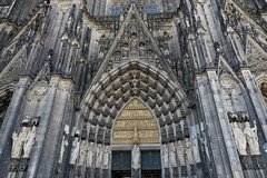 Cologne Cathedral IMG_0653 (SunCat) Tags: travel cruise vacation church canon river germany europe all cathedral cologne powershot viking 2015 g3x