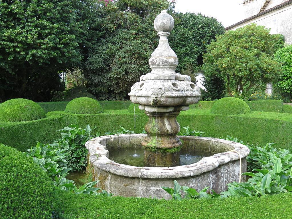 Fuente jardin antikas fuente estilo antiguo con base para for Jardin japones cursos