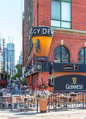 Foggy Dew (Eridony) Tags: toronto ontario canada pub niagara