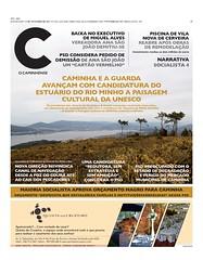 capa jornal c - ed 13 nov 2015