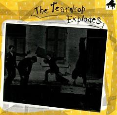 The Teardrop Explodes - Bouncing Babies (1979) (stillunusual) Tags: artwork vinyl single indie 1970s 1979 sleeve postpunk aside picturesleeve theteardropexplodes teardropexplodes bouncingbabies