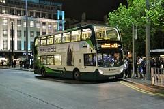 12257 SL63GDK Stagecoach Manchester (busmanscotland) Tags: buses manchester south ad 400 greater gdk alexander dennis hybrid stagecoach enviro adl 12257 e400 sl63 e40h sl63gdk
