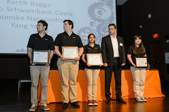 Fellowship Awards Ceremony (Clemson University) Tags: school university engineering automotive graduate fellowship clemson cuicar