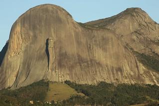 Pedra do Lagarto (Lizard's rock)- Espírito Santo - Brasil