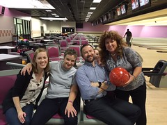 Broome goes bowling 2015