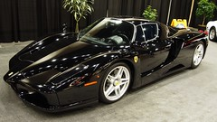 2003 Ferrari Enzo 1 (Jack Snell - Thanks for over 26 Million Views) Tags: sf auto 2003 show ca wallpaper cars wall vintage paper san francisco center ferrari international enzo collectible moscone 57th excotic jacksnell707 jacksnell