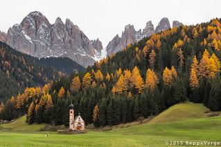 S. Giovanni in Ranui - Dolomiti