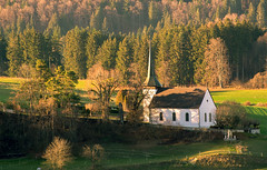 Switzerland Church of Chaindon (charles.duroux) Tags: flickr nyip panoramio