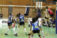 GO4G1019_R.Varadi_R.Varadi (Robi33) Tags: game girl sport ball switzerland championship team women action tournament match network volleyball block volley referees viewers aesch