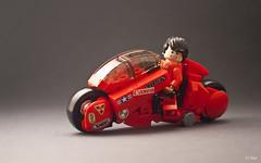 Akira  Kaneda's Bike _07 (_Tiler) Tags: anime bike lego manga motorcycle akira cyberpunk kaneda otomo katsuhiro
