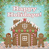 Holiday Gingerbread (Carla Chadwick) Tags: christmas holiday holidays image gingerbread gingerbreadmen