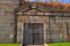 Exit Only (Triborough) Tags: park nyc newyorkcity ny newyork nationalpark nps statenisland richmondcounty fortwadsworth