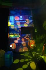 Shreks Adventure London Preview @ Riverside Building, County Hall, Westminster, London (Koukouvaya*) Tags: lighting uk greatbritain england silly bus london westminster bar night dark evening tour shrek unitedkingdom britain streetphotography indoor spotlight entertainment nighttime streetphoto busses dreamworks themepark theatrical ogre countyhall photoblogger photoblogging strobelight streetphotographer spotlighting strobelighting dreamworkspictures riversidebuilding jackoughton koukouvaya childrensentertainment shreksadventure shreksadventurelondon shreksadventure shreksadventurecountyhall shreksadventurewestminster