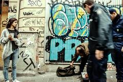 dignity (alexander.tsos) Tags: street people alex contrast photography graffiti nikon poor police alexandros alexander 2015 d80 tsos tsoskounoglou