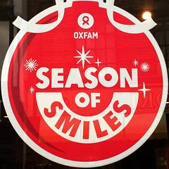 SEASON OF SMILES (Leo Reynolds) Tags: xleol30x squaredcircle christmas xmas iphoneography iphone 5s iphone5s xxgeotaggedxx sqset123 sticker xx2015xx sqset