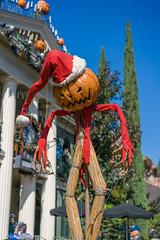 The Pumpkin King (keenan.disphoto) Tags: disneyland hauntedmansion anaheim california jackskellington nightmarebeforechristmas