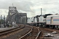 Amtrak 46, Part 1, Vancouver, Washington -- 5 Photos (railfan 44) Tags: amtrak