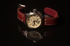 TW Steel watch (PaulHoo) Tags: tw steel watch brown leather product design advertising closeup macro 2016 reflection luxury