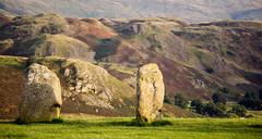 Old stones. (Tall Guy) Tags: tallguy uk lakedistrict cumbria castleriggstonecircle standingstone