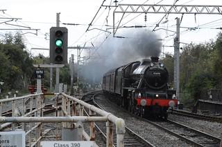 British Railways Black LMS 'Kettle', 45690
