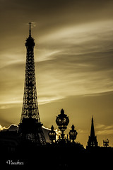 PATI102013_091R_FLK (Valentin Andres) Tags: atardecer eiffel france francia paris sunset torre tower