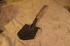 WW1 Mystery E-Tool (TK622) Tags: ww1 germany prussia austrohungary schanzzeug etool spade