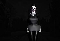 In Your Darkest Dreams... (Honey Bender1) Tags: lelutka bender maitreya illusions glamaffair littlebones
