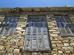 20160805_020 (a1pha_gr) Tags:     greece sporades skopelos glossa  buildings  windows  shutter  doors   abandonment ruin stonework