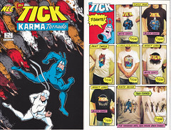 Tick Karma Tornado #7: Night of the Living Tick (vsndesigns) Tags: beta the tick vs arthur sentinel prime optimus successor townsend coleman lego minifig minifigure dcon 2014 ball mylar balloon buttons bonanza pencil indie shocker gbjr toys with tie and tshirt zombie in a steel box fox promotional totally kids magazine 45 club spoon taco bell meal commercial eli stone ben edlund little wooden boy comic book merchandise rare limited edition 80s 90s collector museum naked super hero heroine collection photo screen