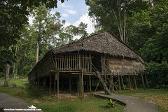Mari Mari Cultural Village, Sabah, Malaysia-7 (Christian Loader) Tags: borneo christianloader malaysia marimariculturalvillage sabah culture cultural longhouse rungus tribe tribal traditional tradition